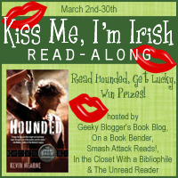 Hounded readalong button